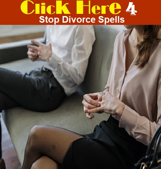 you can stop him divorcing you